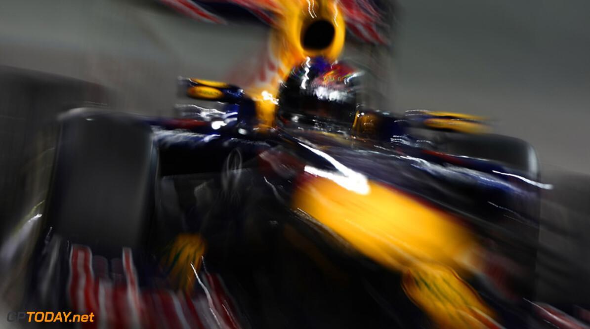 Sebastian Vettel evenaart record Mansell met pole in Abu Dhabi