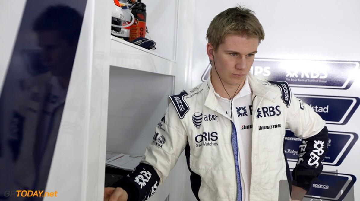 Nico Hülkenberg mogelijk in rol van derde coureur in 2011