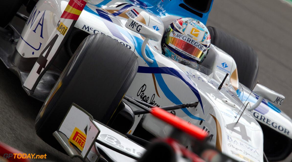 """Van der Garde alleen bezig met Formule 1: """"Plan B bestaat niet"""""""