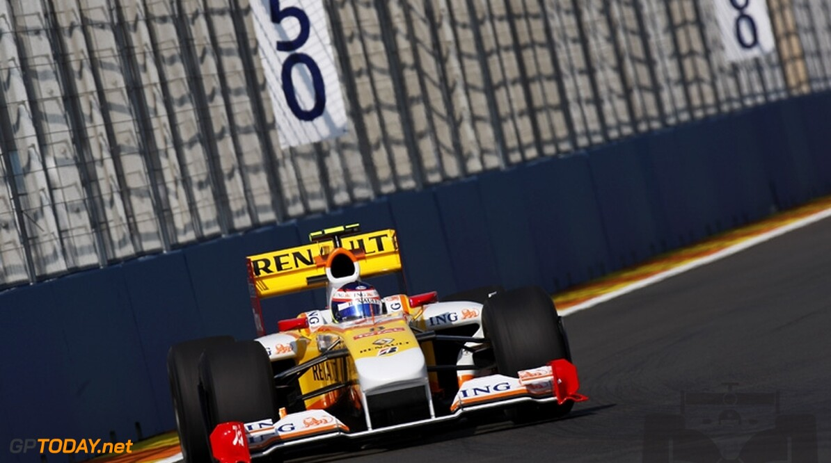 Renault overweegt KERS voor Monza