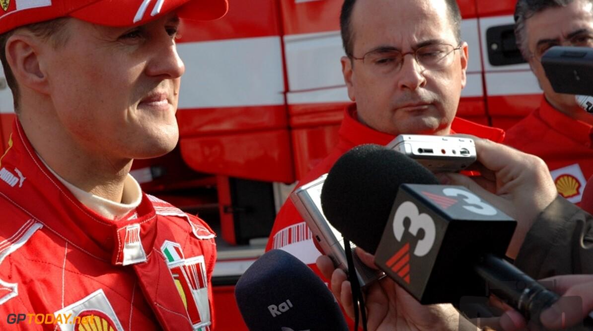 Niki Lauda gelooft niet in rentree Michael Schumacher