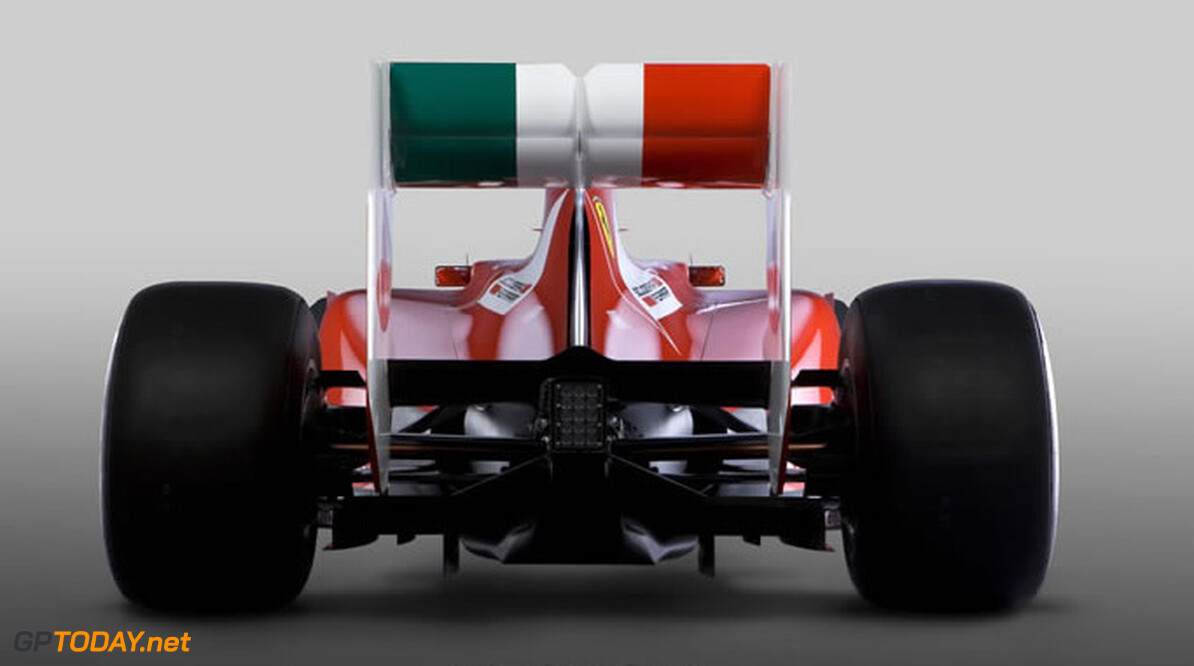 Ferrari belooft andermaal een agressief ontwerp voor 2012