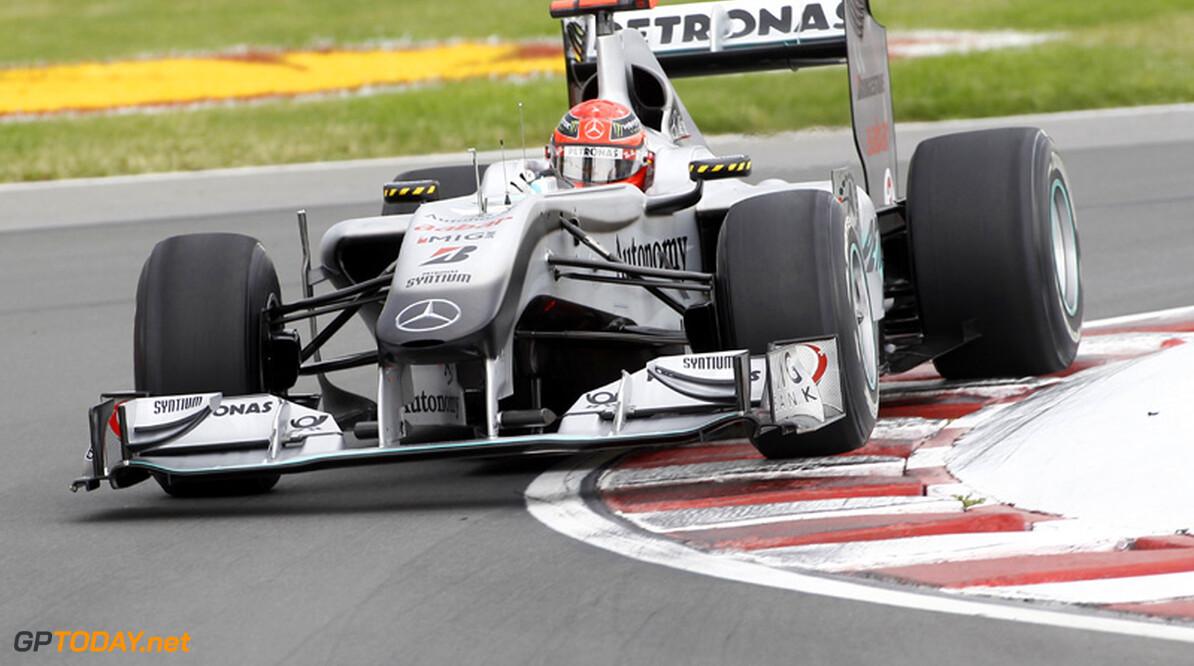 """Schumacher: """"Geen overwinningen dit jaar"""""""