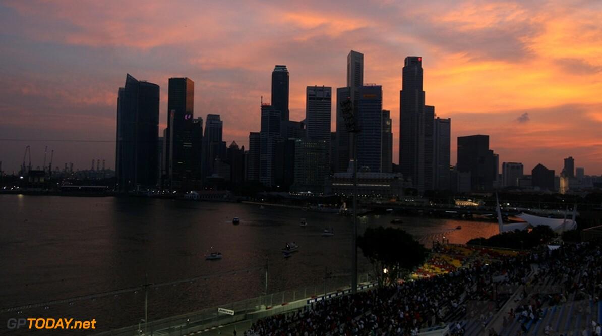 Ecclestone ziet lange Formule 1-toekomst voor Singapore