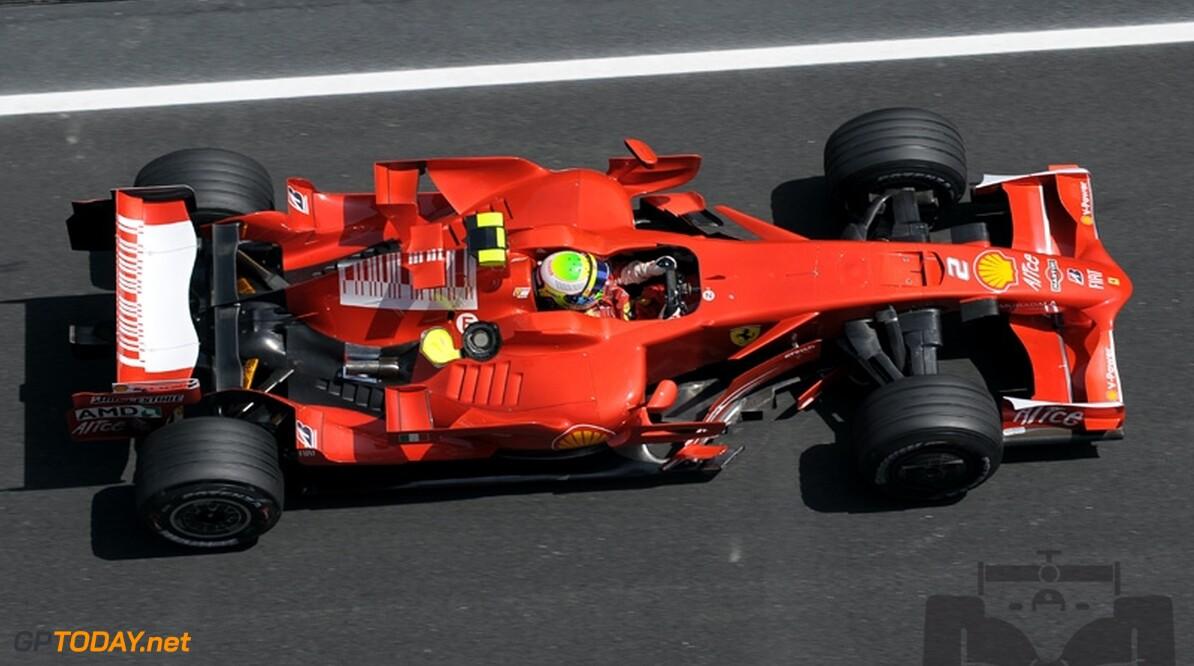 Derde pole position op rij maar Massa verwacht lastige race