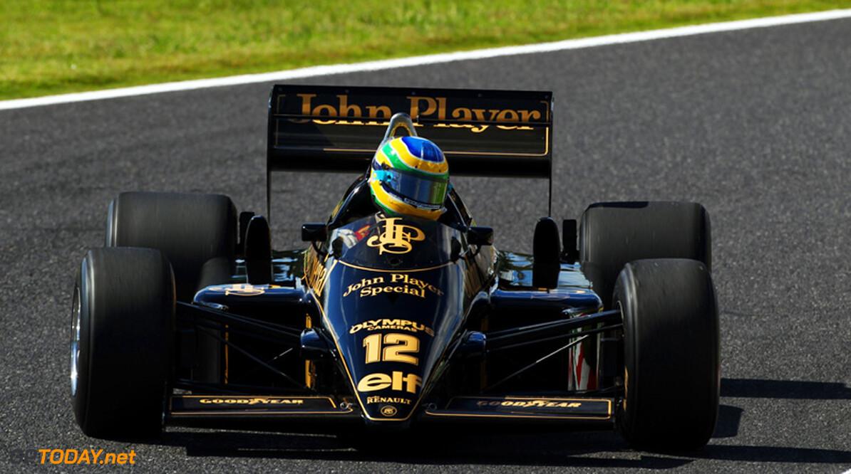 Bruno Senna in gesprek met Lotus F1 Racing voor 2011