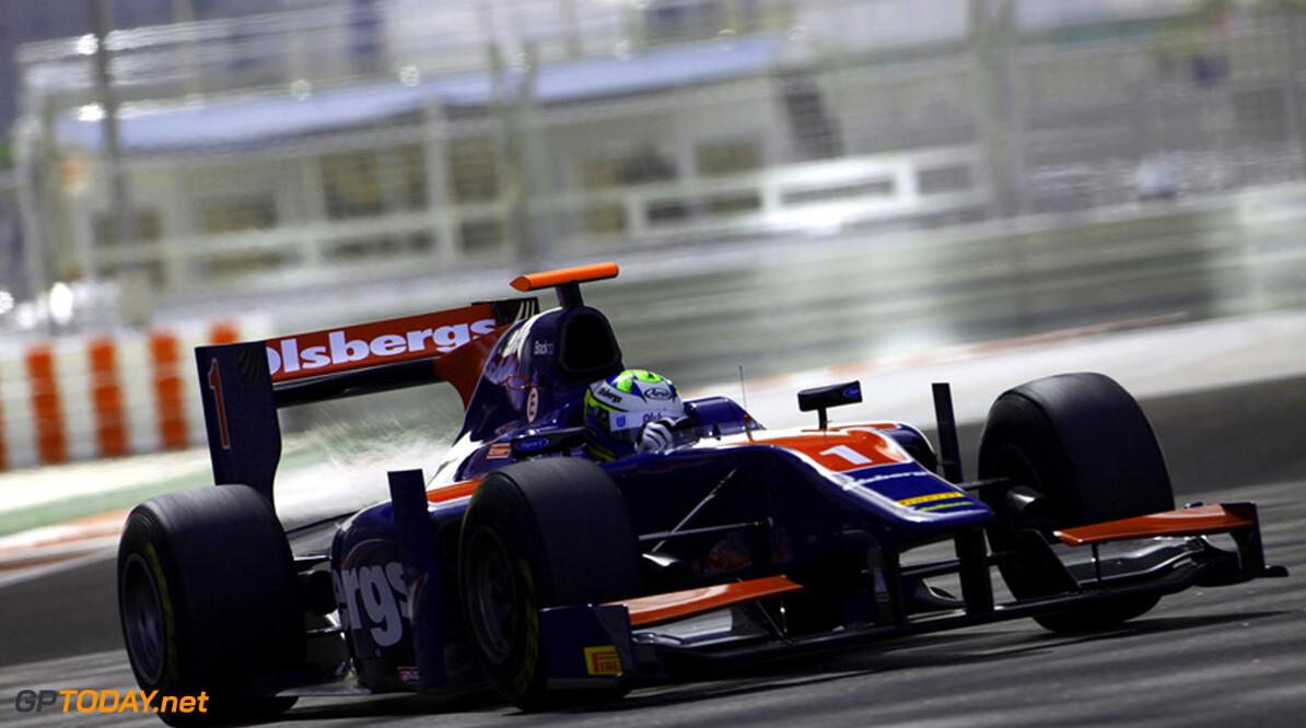iSport completeert line-up voor Abu Dhabi met Tom Dillmann