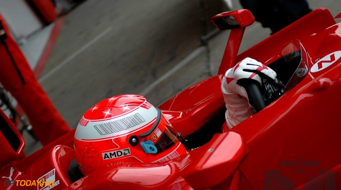 """Brawn: """"Schumacher begint niet aan tweede periode in Formule 1"""""""
