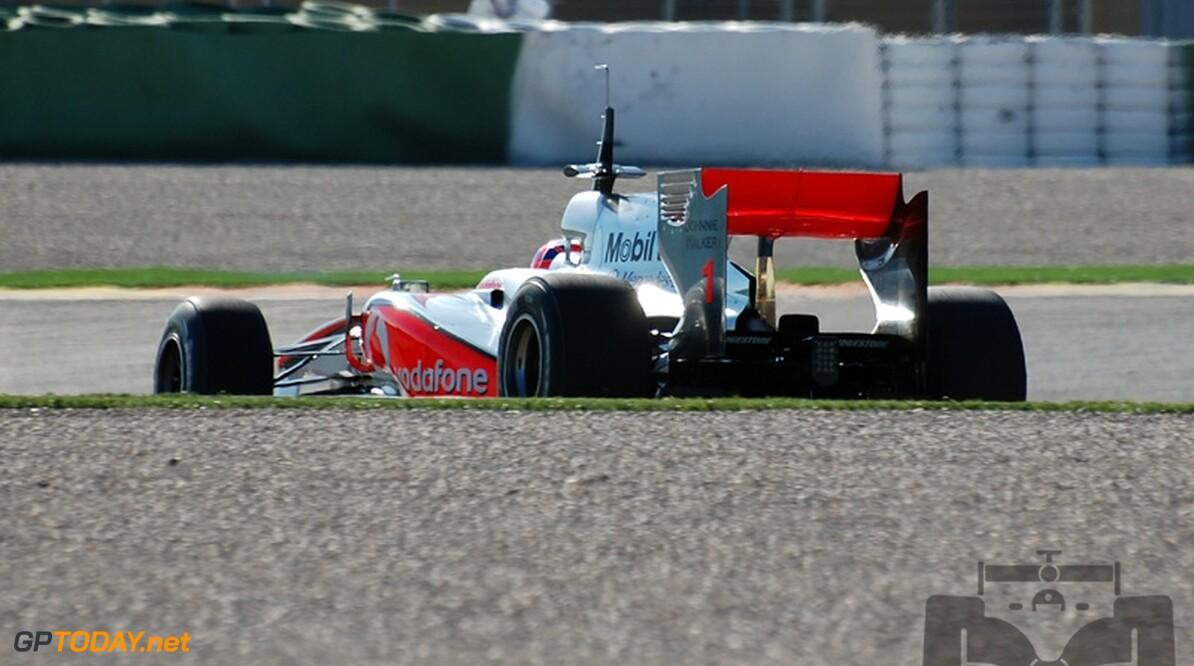 Concurrenten trekken legaliteit McLaren-achtervleugel in twijfel