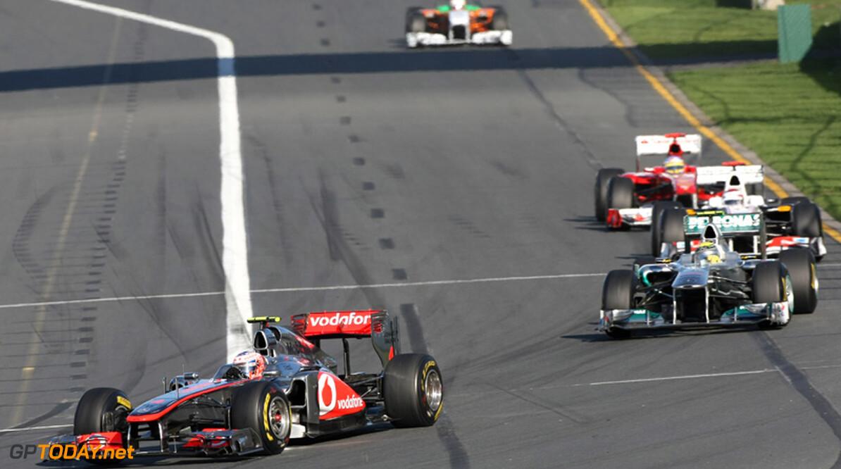 McLaren anticipeert op meer tegenstand van Ferrari en Mercedes GP