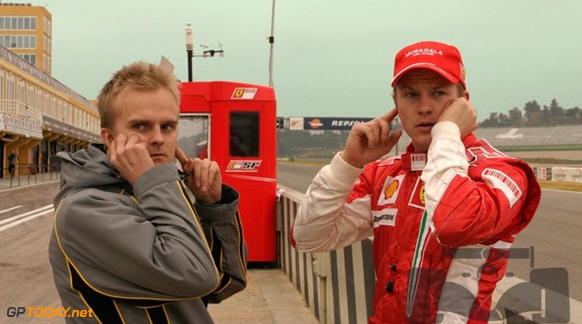Kimi Raikkonen verwacht spannende race