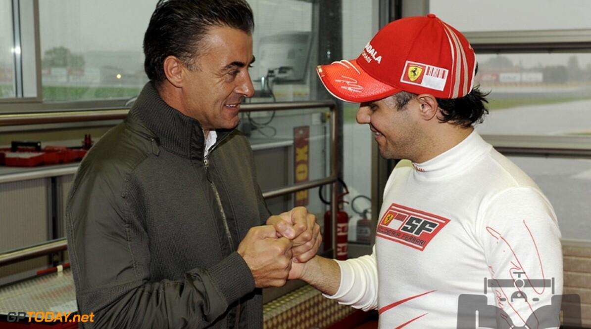 Alesi neemt testdebutant Jules Bianchi in bescherming