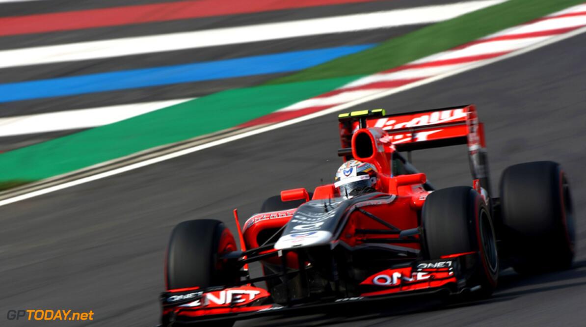 """Glock: """"Virgin Racing heeft zich de laatste tijd zeker verbeterd"""""""