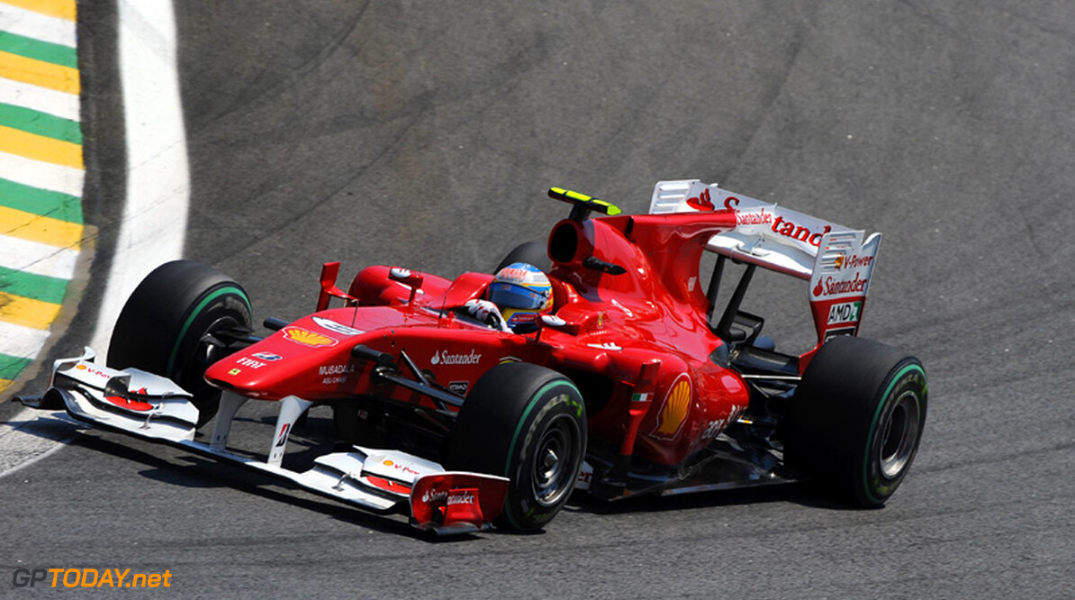 "Alonso: ""Geen enkele teammaat is beter geweest dan ik"""