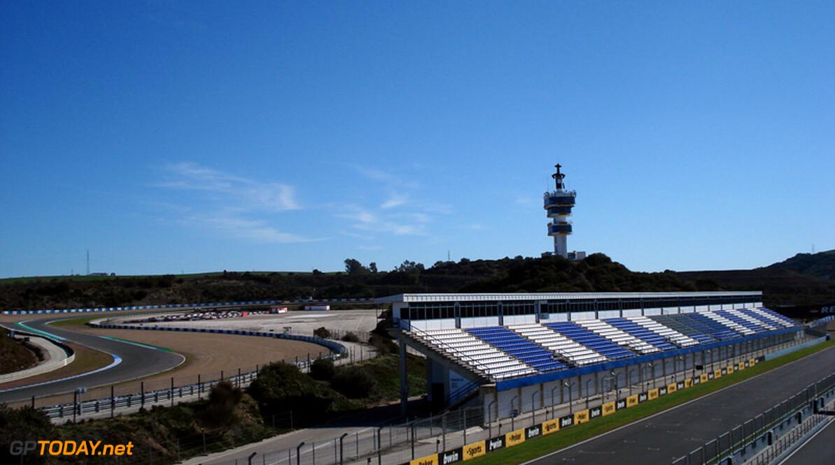 <b>Volg LIVE de derde testdag op Circuito de Jerez</b>