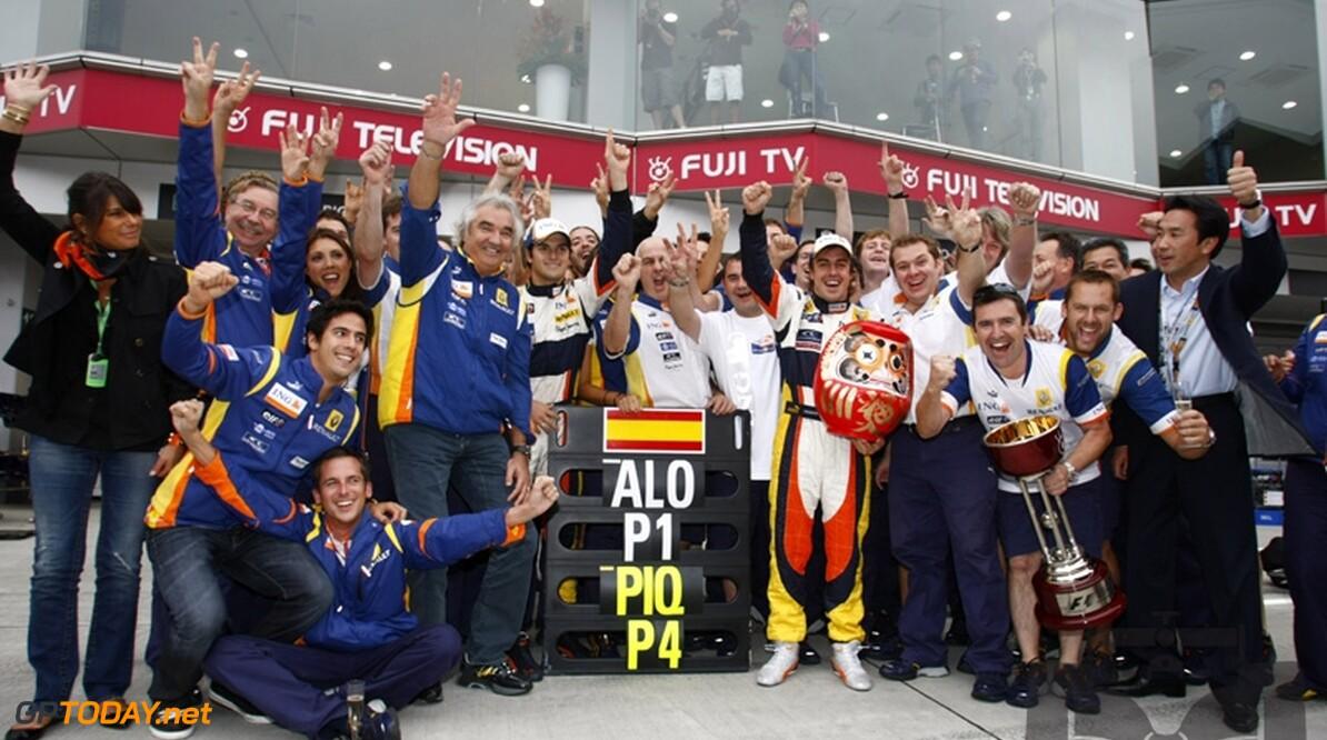 """Alonso: """"Het liefst zie ik Kubica kampioen worden"""""""