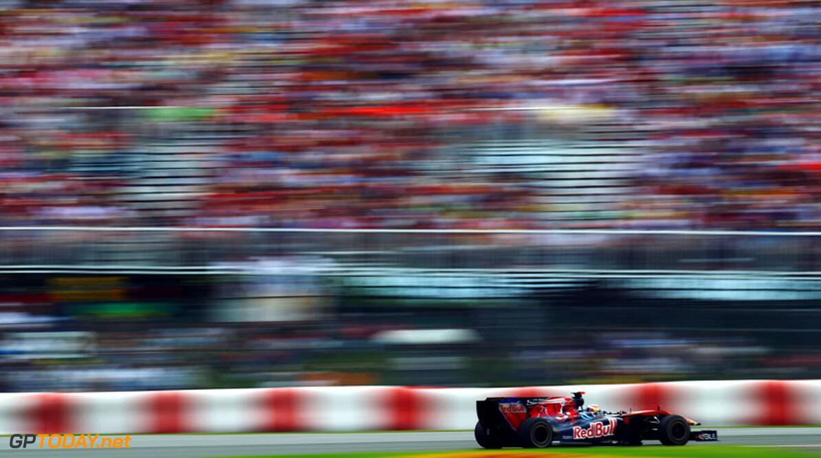 Scuderia Toro Rosso in Yeongam opnieuw zonder F-duct