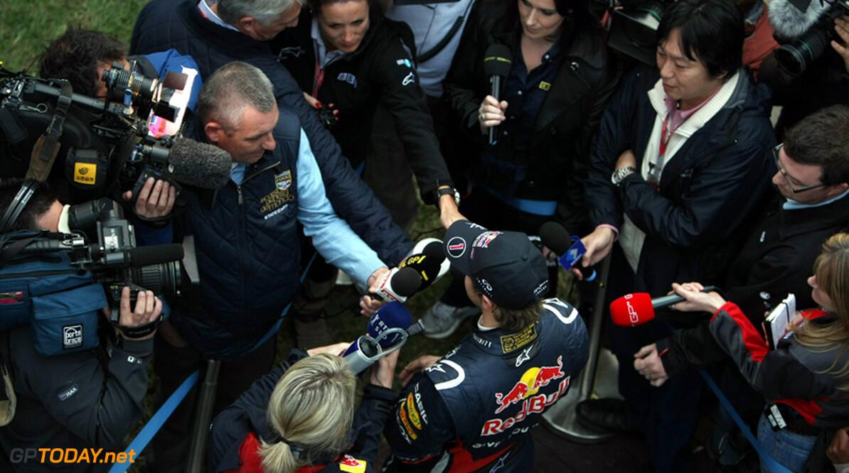 Vettel herhaalt dreigement voor mogelijke rijdersstaking