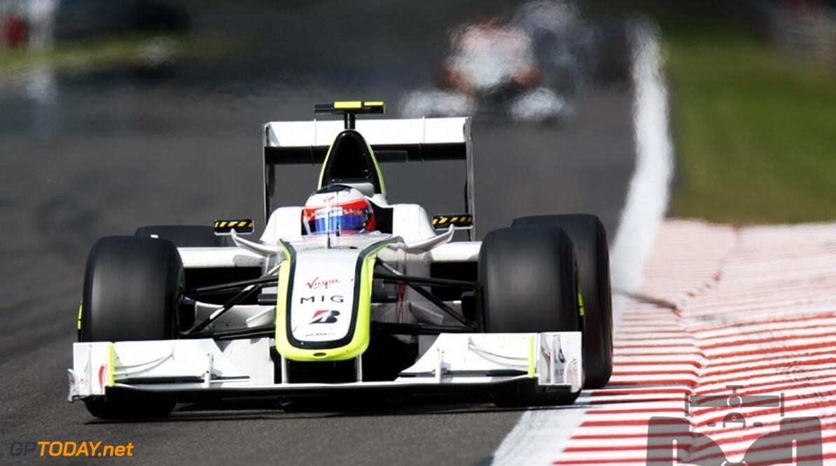 Barrichello vervangt versnellingsbak