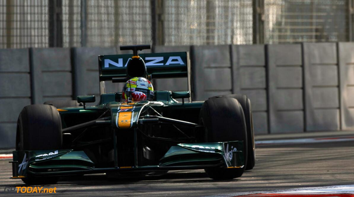 Rodolfo Gonzalez test opnieuw voor Team Lotus in Abu Dhabi