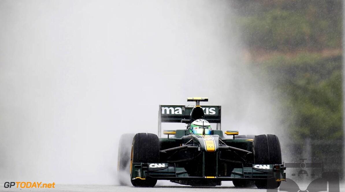 Lotus F1 Racing gaat voor seconde tijdwinst in Barcelona