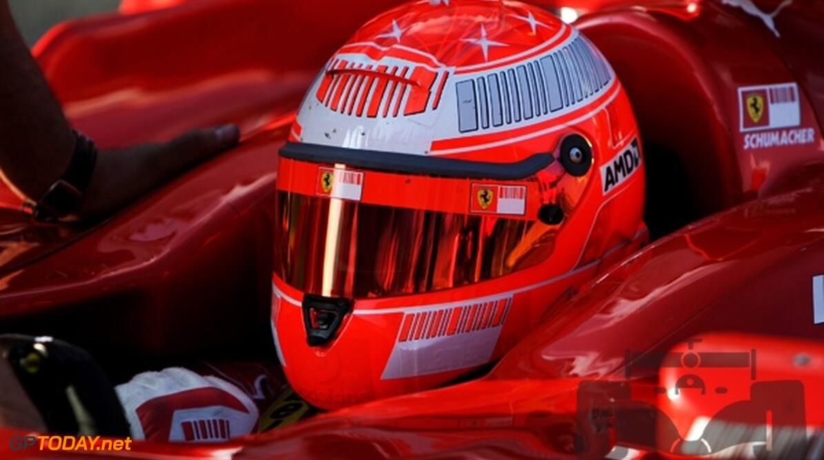 Montoya verwacht geen comeback van Michael Schumacher