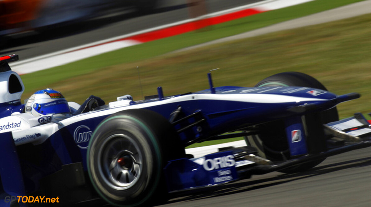 <b>Exclusief:</b> Barrichello rijdt in Valencia als eerste in Williams FW33