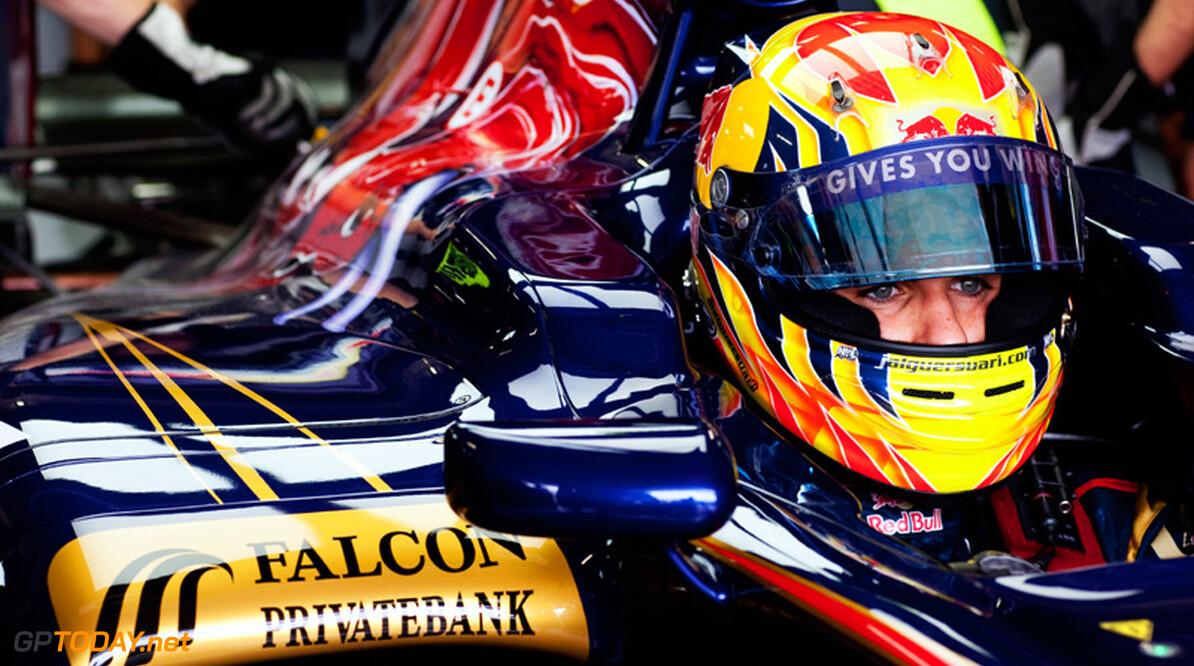 """Jaime Alguersuari: """"Mijn tijd in de Formule 1 eindigt niet hier"""""""