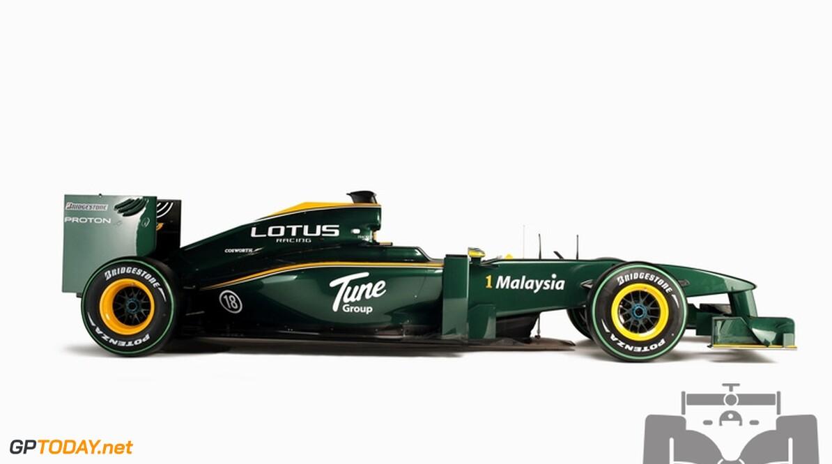 Lotus F1 Racing versterkt managementteam