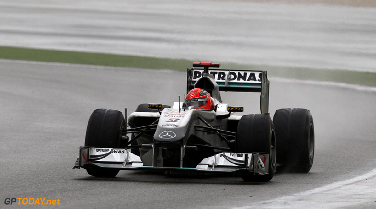 """Ecclestone: """"Kritiek op Michael Schumacher is niet eerlijk"""""""