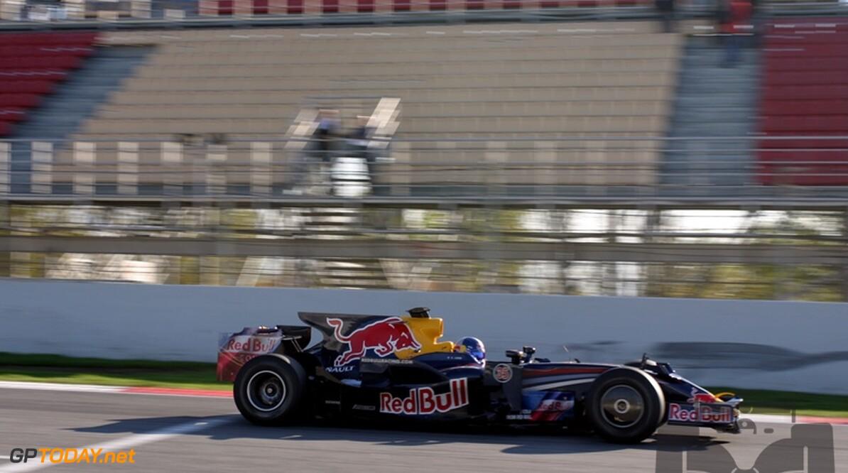 """Vettel: """"We zullen Webber missen bij de wintertests"""""""