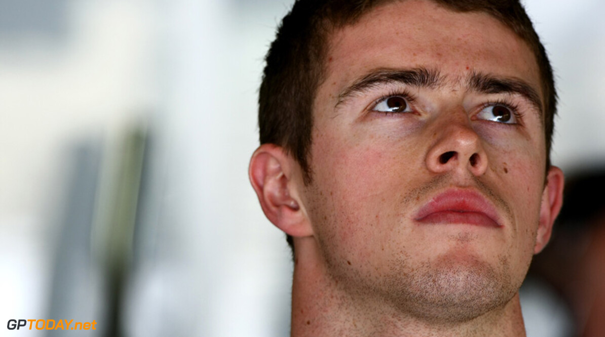Paul di Resta verwacht flinke verbetering van Force India in 2012