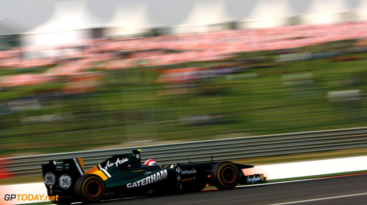 Team Lotus vindt aansluiting bij middenveld met nieuwe vleugel