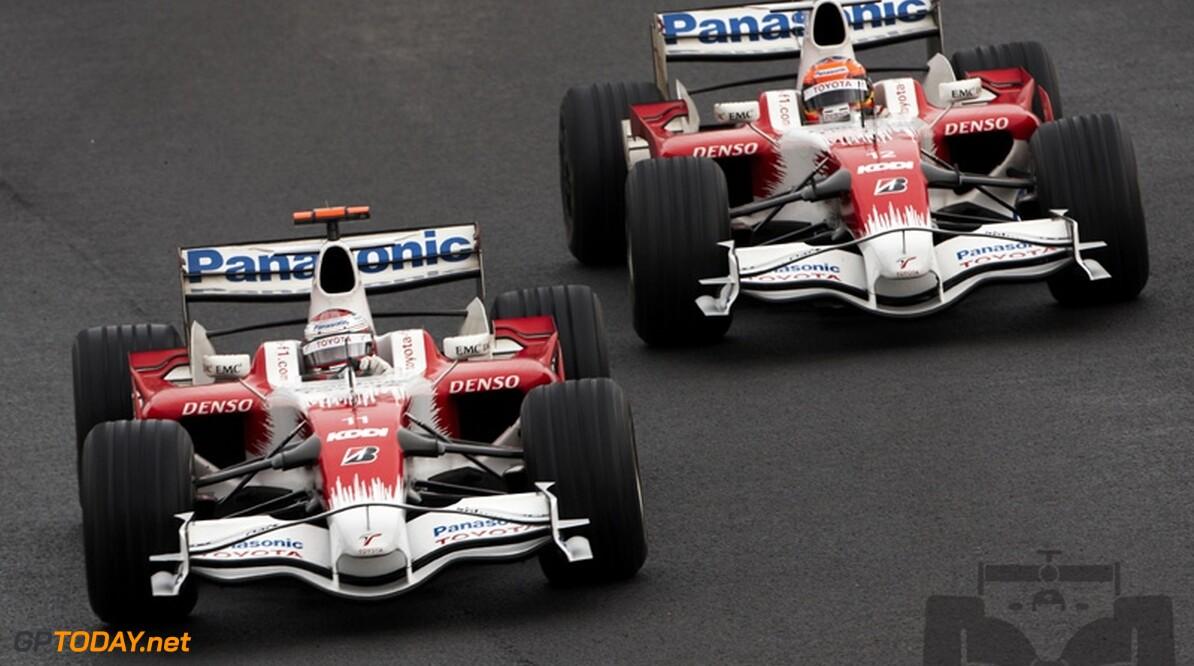Toyota blijft voorlopig actief in Formule 1