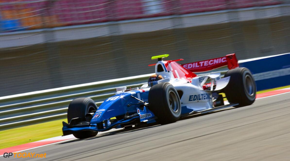 HRT roept Davide Valsecchi op voor young driver-test