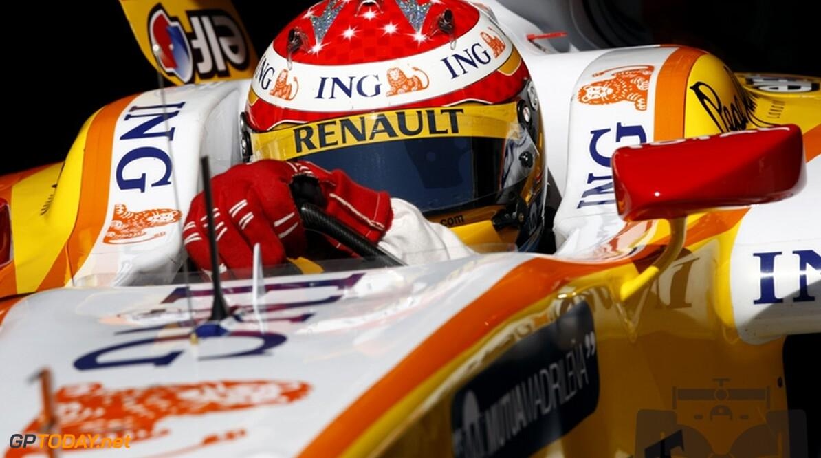 Fernando Alonso optimistisch voor de rest van het seizoen