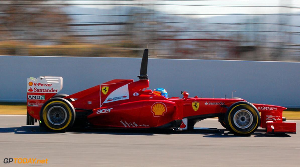 """Alonso: """"Geen zorgen dat anderen momenteel verder zijn dan wij"""""""