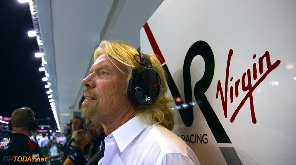 Virgin Racing dient verzoek voor naamswijziging voor 2012 in
