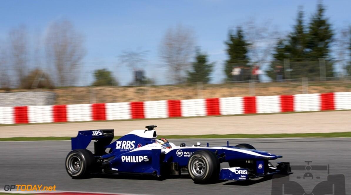 "Nico Hülkenberg: ""Williams komt nog snelheid tekort"""