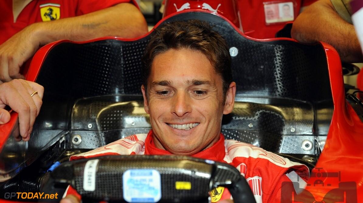 """Fisichella: """"Als het van Ferrari mag kan ik in 2010 bij ander team racen"""""""