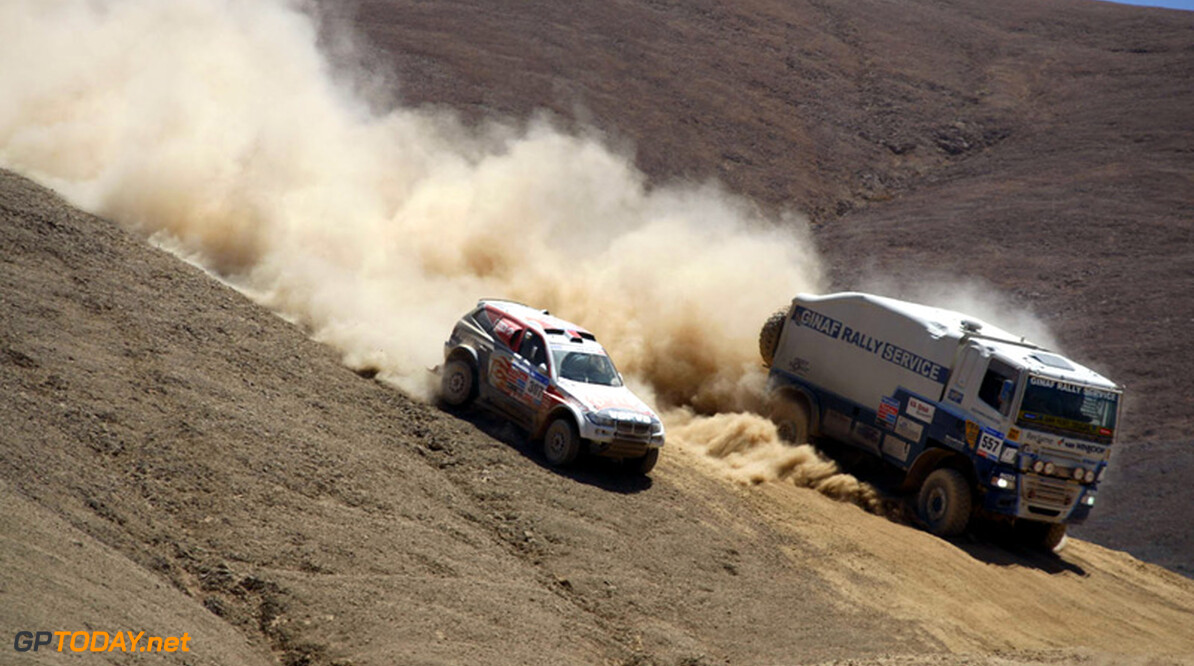 RTL 7 brengt vanaf 1 januari dagelijks Dakar 2012 op de buis
