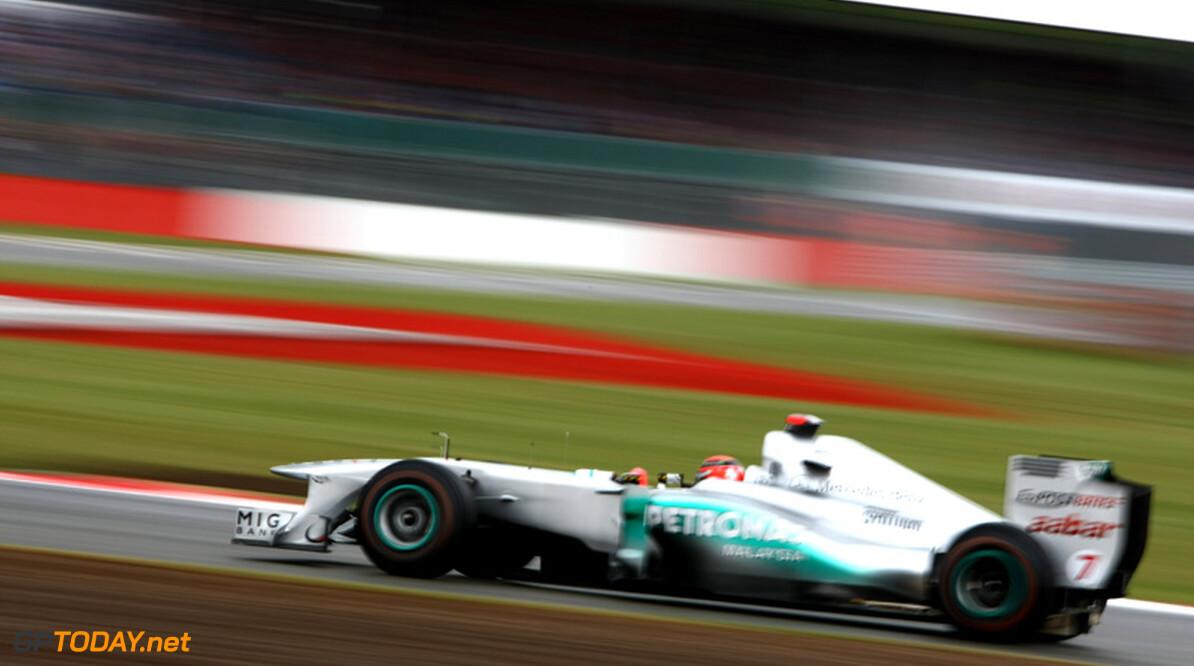 Michael Schumacher pleit voor versoepeling van testrestricties