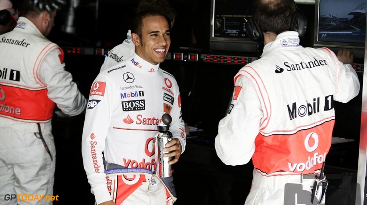 Lewis Hamilton droomt niet van rijden voor Ferrari