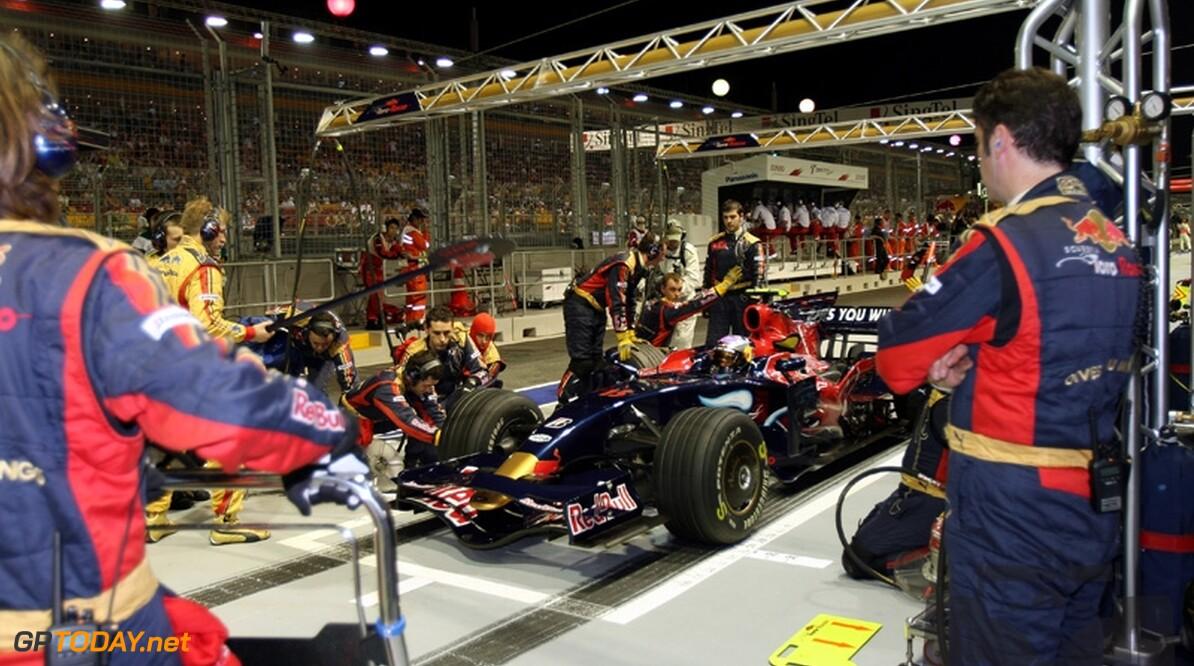Toyota-protest tegen Vettel niet succesvol