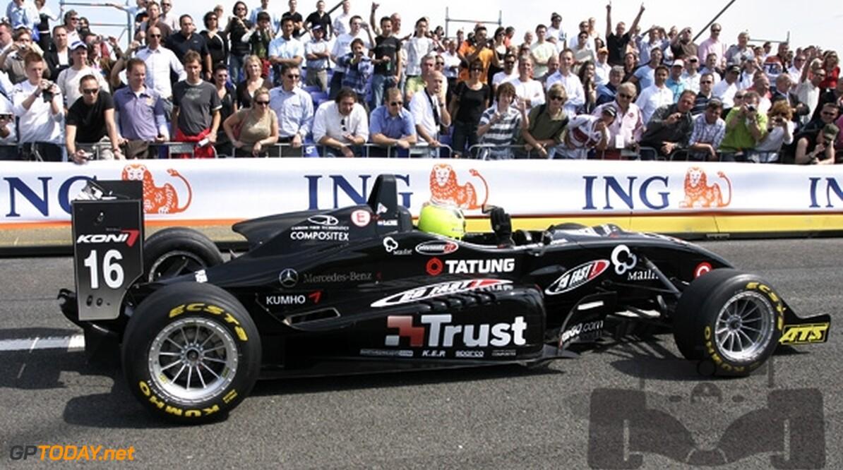 Romain Grosjean kampioen in Euroseries