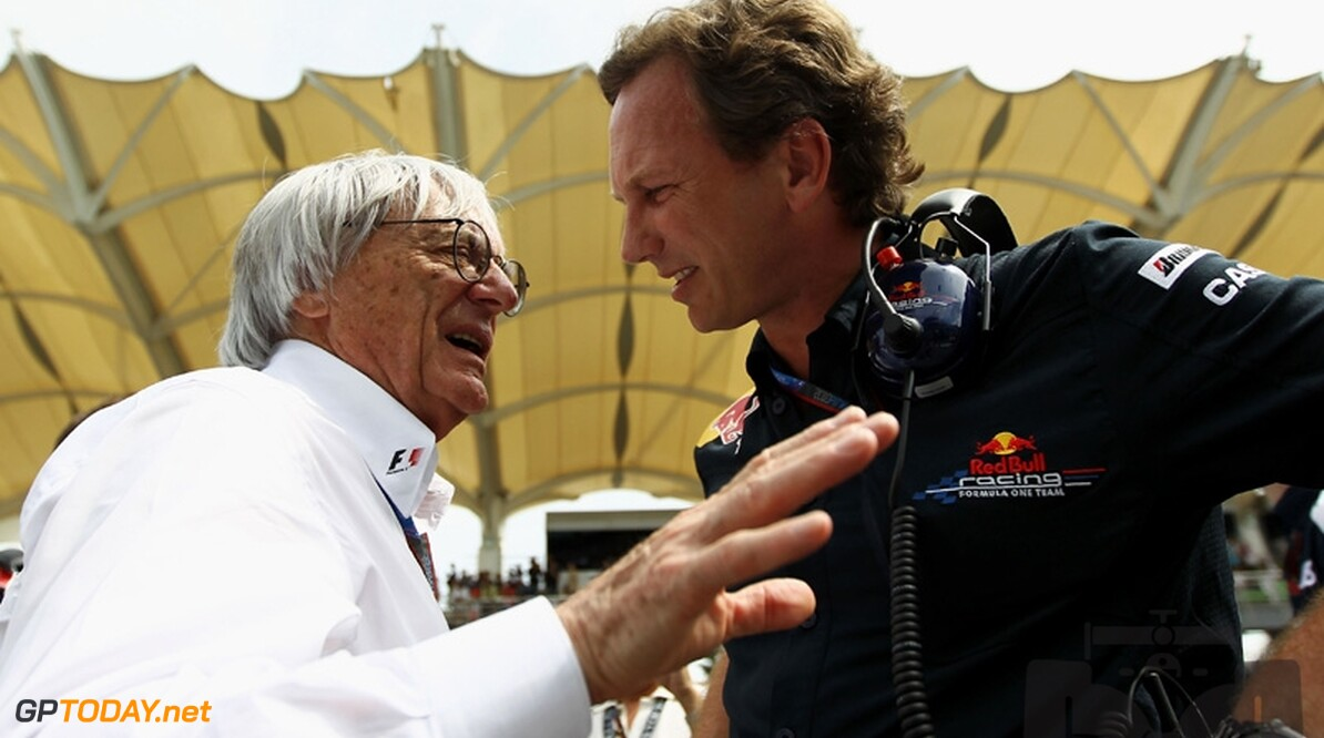 Ecclestone doesn't see any problem in going to Russia