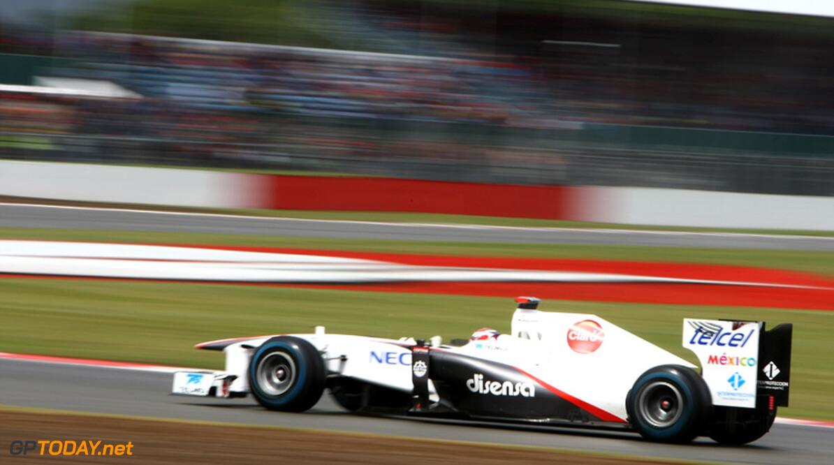 Sauber versterkt aerodynamische afdeling met Nederlander Toet