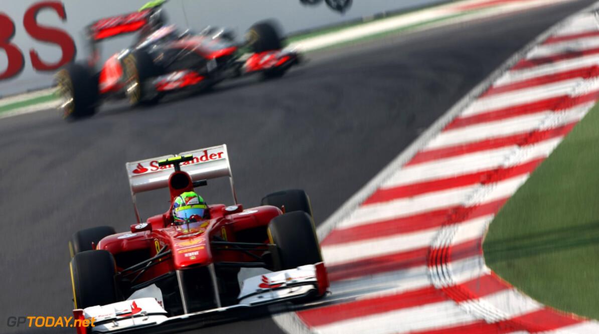 """Felipe Massa: """"Ik snap niet waarom ik die penalty kreeg"""""""
