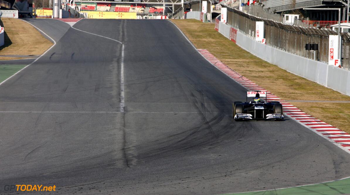 <b>Volg LIVE de tweede testdag op Circuit de Catalunya</b>