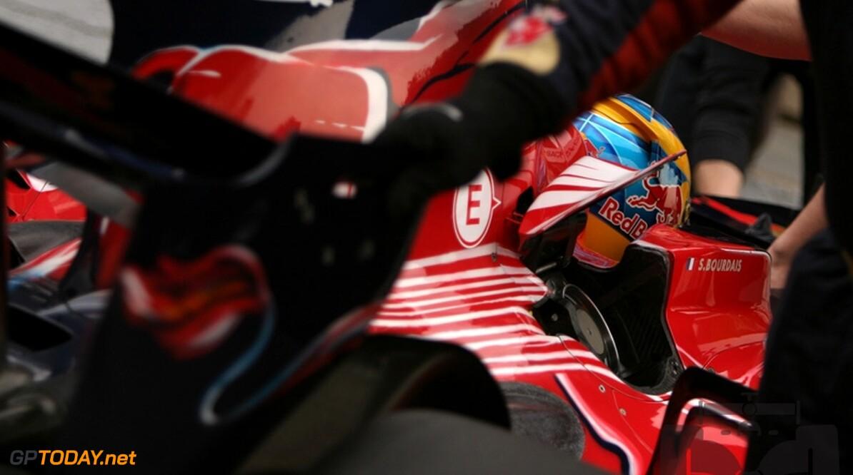 Ook Bourdais en Buemi in Jerez in actie voor Scuderia Toro Rosso
